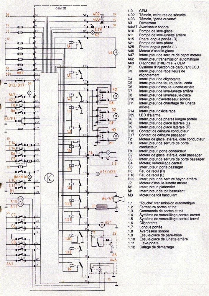 schema relais v70