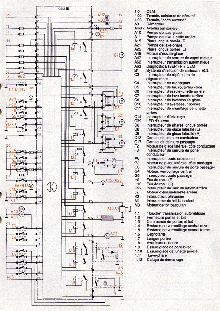schema electrique volvo xc90  u2013 id u00e9e d u0026 39 image de voiture